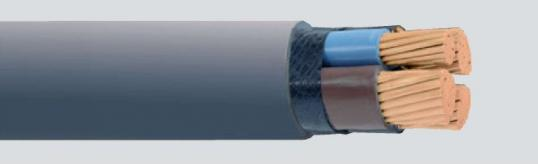 СВТ Uo/U-0.6/1 kV БДС 16291-85